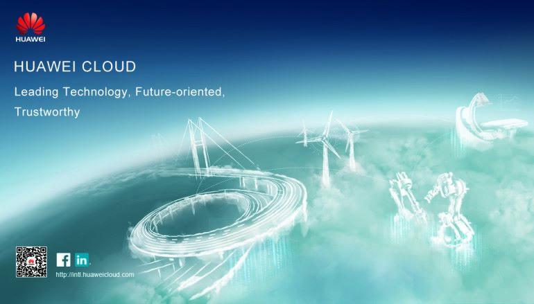 華為進軍雲端,做全球五朵雲之一華為進軍雲端,做全球五朵雲之一- PCM