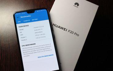 Kirin 970 整合 AI 強勢 Huawei P20 Pro 效能速睇