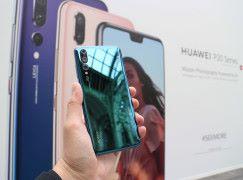 巴黎直擊 Huawei P20 Pro 真機上手玩