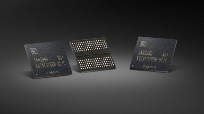 Samsung 、  SK Hynix 和 Micron 宣布了投產 GDDR6 記憶體顆粒,很大機會應用在今年推出的顯示卡中。