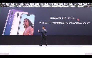將手機攝影推向更專業領域 Huawei P20/P20 Pro 閃亮登場