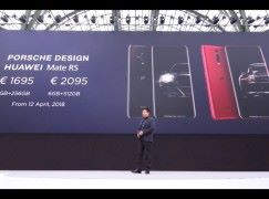 【同場加映】超大容量 3 鏡頭屏幕指紋解鎖 PORSCHE DESIGN HUAWEI Mate RS