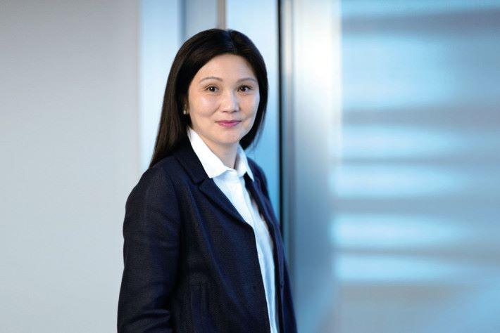 Juniper Networks 香港及澳門區總經理李孟頤