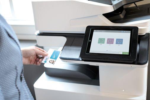 HP A3 多功能打印機從 BIOS層面提供最安全的防護。