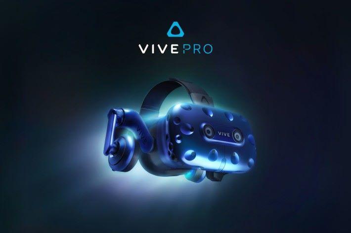 即將發售的 Vive Pro 都將支援該功能。