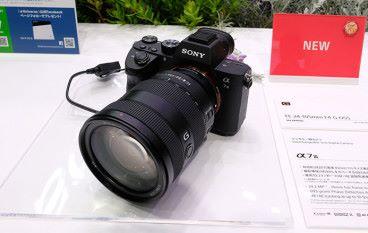 【CP+ 速報】Sony A7 III 第一手試機相速遞