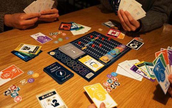 玩「大富翁」學虛擬貨幣 「The 仮想通貨」成功集資
