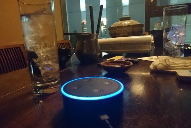 日本居酒屋以 Amazon Echo 來為客人點菜。