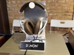 Denon 木殼耳機首度曝光