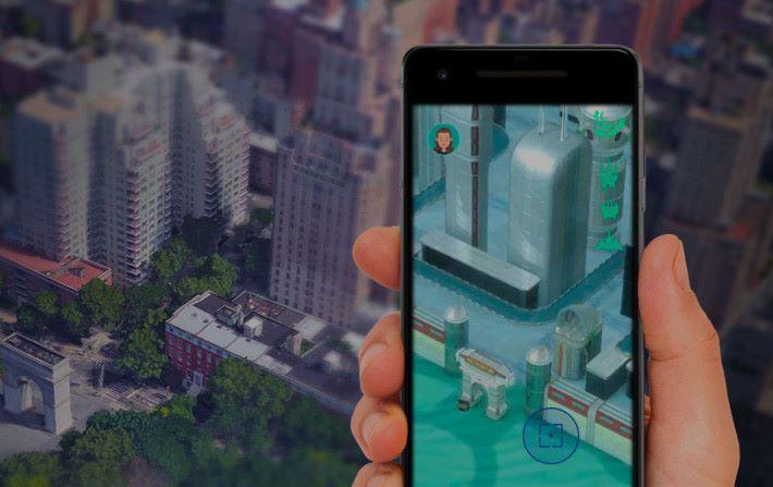透過改變貼圖和設定 Style ,可以改變世界建築物的樣貌。