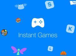 遊戲開發者可以製作 Facebook Instant Games 喇