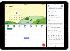 Google Assistant 登陸 iPad