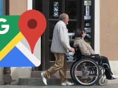 為輪椅導航 Google Maps 推出無障礙設施選項