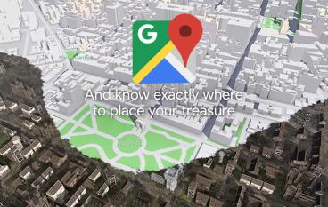 Google 開放地圖 API 《 Pokemon Go 》你都做得到