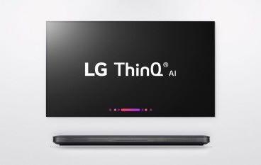 LG 將推出 ThinQ 人工智能 OLED 電視系列