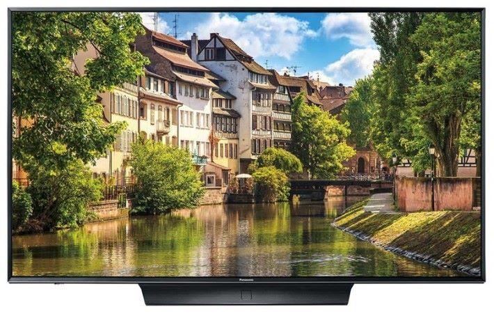 PANASONIC 新推出的 VIERA FX750 4K 電視系列