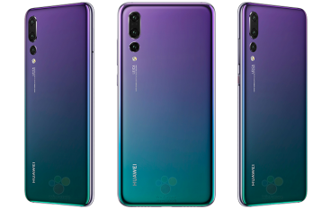 Huawei P20 即將發表 傳聞容量達到 512GB