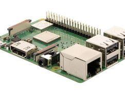 樹莓批新口味登場 Raspberry Pi 3 Model B+ 玩雙頻