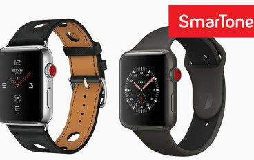 SmarTone 4 月 4 日開始發售 LTE 版 Apple Watch Series 3