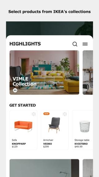 當然可以瀏覽 IKEA 產品目錄啦。
