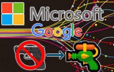響應槍管呼籲 Microsoft Google 齊將手槍 Emoji 改成水槍