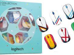 Logitech 推出 6 款限量版足球隊 M238 無線滑鼠