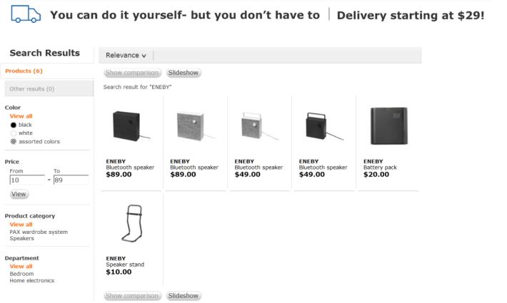 在英國及美國 IKEA 可以買到相關產品。