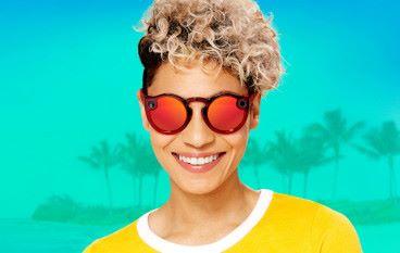 Snap 錄影眼鏡 Spectacles 出新版 加防水可拍照片
