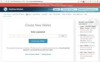 今次 DNS 被騎劫的對象是 MyEtherWallet.com 的用戶