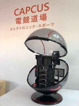 全新球形機箱Winbot