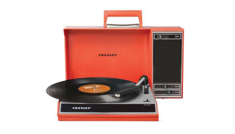 【場料】「型同抵囉!」復古行李箱黑膠唱盤