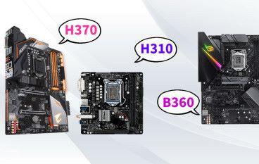 H310 、 H370 、 B360 主機板到貨香港 解構 Intel CNVi Wi-Fi + 原生 USB 3.1 Gen 2