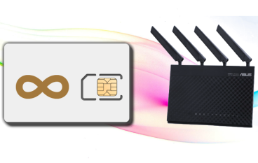 4G SIM 卡 Router 合用 無限數據 Plan 大搜羅