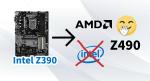 180418 amd Z490 leak word