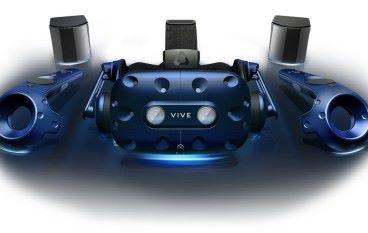 VIVE Pro 企業版套裝正式推出 基地台升級 2.0 追踪更闊空間