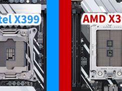 X399 主機板將鬧「雙胞胎」 分為 Intel LGA 2066 及 AMD TR4 腳位
