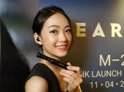 NFMI 近場磁場感應+雙天線+四咪 EARIN M-2 藍牙真無線耳機夠靈活