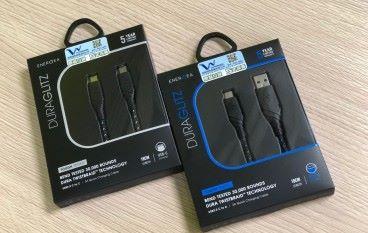 隨身充電 ENERGEA  DURAGLITZ USB-C 線