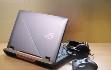 Asus ROG G703 Core i9 升級版本搶先試玩