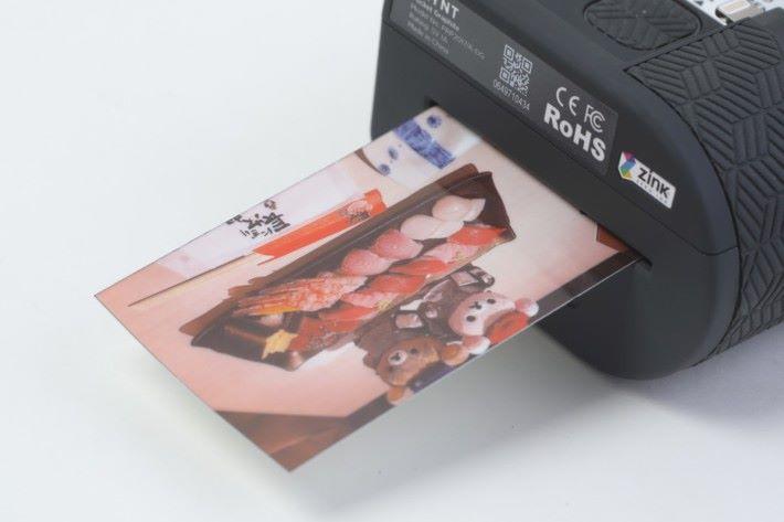 把手機的相片打印出來