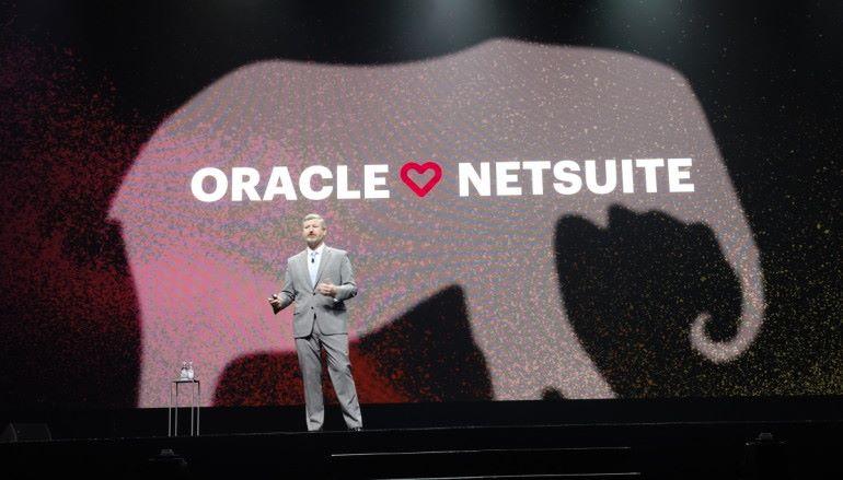 NetSuite 轉用甲骨文雲端基建 中國區快將啟用