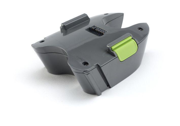 可以選購及更換後備充電電池,令使用更方便。