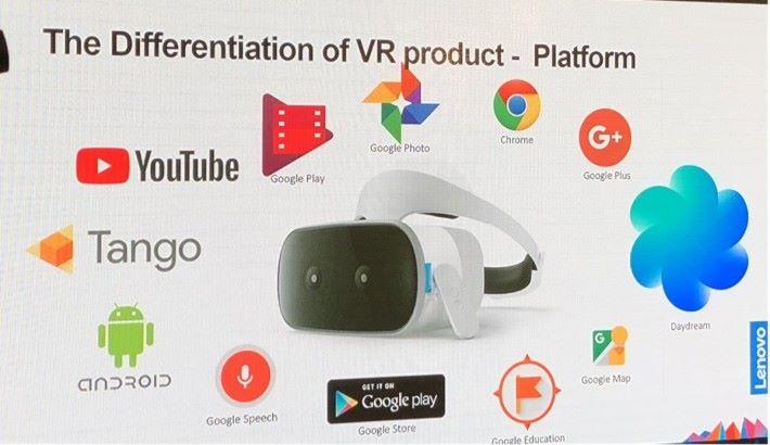 Mirage Solo 將支援 Google旗下多款 App 。