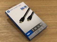 【場料】$50有找 超抵買 HP 4K HDMI 線
