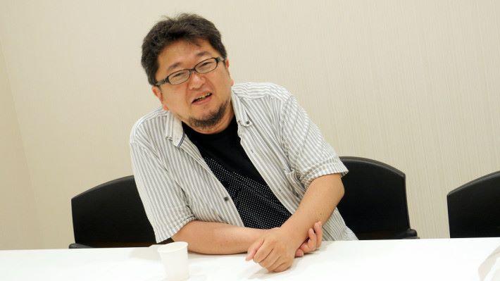 日本著名特攝電影導演 樋口真嗣 認為 Screen X 將是對於觀眾和製作人的挑戰。