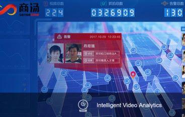 阿里巴巴領投AI平台  商湯科技C輪融資6億美元破頂