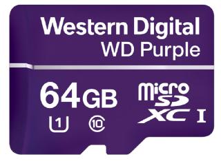 Western Digital WD Purple microSD記憶卡