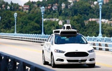 加州推出免費自動駕駛接載服務