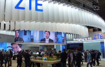 ZTE 官網及銷售陷入停擺狀態 ?