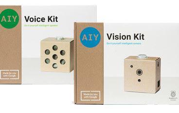 Google AIY Kit 出新版 將陸續在全球發售